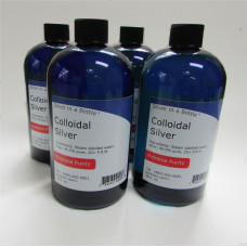 Silver in a Bottle, 4-pack (1/2 gal. total)